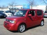 2009 Scarlet Red Nissan Cube 1.8 SL #47158093