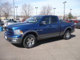 2010 Dodge Ram 1500 TRX4 Quad Cab 4x4 Data, Info and Specs