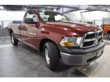 2011 Dodge Ram 1500 ST Regular Cab Data, Info and Specs