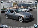 2008 Space Grey Metallic BMW 3 Series 328i Convertible #47190304