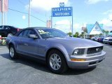 2006 Tungsten Grey Metallic Ford Mustang V6 Premium Convertible #442146
