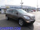 2008 Cocoa Metallic Buick Enclave CXL AWD #47190560