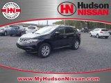 2011 Super Black Nissan Murano SL #47189715