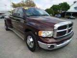 2004 Dodge Ram 3500 SLT Quad Cab Dually Front 3/4 View