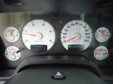 2004 Dodge Ram 3500 SLT Quad Cab Dually Gauges