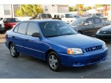 Hyundai Accent 2002 Data, Info and Specs