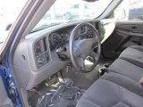 2004 Chevrolet Silverado 1500 LS Extended Cab Dark Charcoal Interior