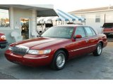 Mercury Grand Marquis 2000 Data, Info and Specs
