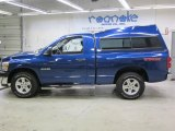 2008 Electric Blue Pearl Dodge Ram 1500 TRX Regular Cab #47157376