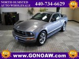 2006 Tungsten Grey Metallic Ford Mustang V6 Premium Coupe #47190123