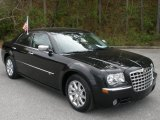 2008 Brilliant Black Crystal Pearl Chrysler 300 C HEMI #47190581
