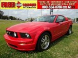 2006 Torch Red Ford Mustang GT Premium Coupe #47157866