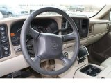 2001 Chevrolet Suburban 1500 LT 4x4 Steering Wheel