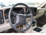 2001 Chevrolet Suburban 1500 LT 4x4 Steering Wheel