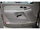 2001 Chevrolet Suburban 1500 LT 4x4 Door Panel