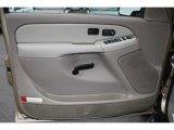 2001 Chevrolet Suburban 1500 LT 4x4 Door Panel