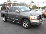 2006 Mineral Gray Metallic Dodge Ram 1500 Sport Quad Cab #47190611