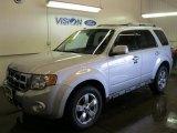 2009 Brilliant Silver Metallic Ford Escape Limited V6 4WD #47157913