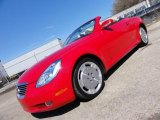 2003 Absolutely Red Lexus SC 430 #47240417