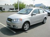 Chevrolet Aveo Colors