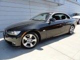 2008 Black Sapphire Metallic BMW 3 Series 328i Convertible #47240442
