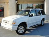 1999 Ford Explorer White Pearl Tri Coat Metallic