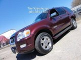 2006 Dark Cherry Metallic Ford Explorer Limited 4x4 #47240410