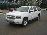 2011 Summit White Chevrolet Suburban LT 4x4 #47252113