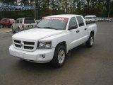 2010 Stone White Dodge Dakota Big Horn Crew Cab #47252116