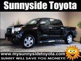 2007 Black Toyota Tundra Limited CrewMax 4x4 #47251476