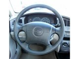 2003 Hyundai Elantra GLS Sedan Steering Wheel