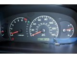 2003 Hyundai Elantra GLS Sedan Gauges