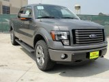 2011 Sterling Grey Metallic Ford F150 FX4 SuperCrew 4x4 #47251791