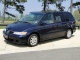Honda Odyssey 2003 Data, Info and Specs