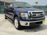 2011 Dark Blue Pearl Metallic Ford F150 Lariat SuperCrew #47251794