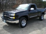 2006 Chevrolet Silverado 1500 LS Regular Cab