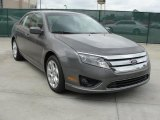 2011 Sterling Grey Metallic Ford Fusion SE #47251799
