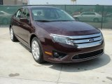 2011 Bordeaux Reserve Metallic Ford Fusion SE #47251800