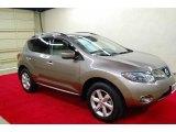 2010 Tinted Bronze Metallic Nissan Murano SL #47251676