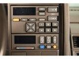 1994 Chevrolet C/K K1500 Z71 Extended Cab 4x4 Controls