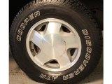 1994 Chevrolet C/K K1500 Z71 Extended Cab 4x4 Wheel