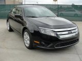2011 Ford Fusion SE Data, Info and Specs