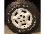 2002 Chevrolet S10 LS Crew Cab 4x4 Wheel