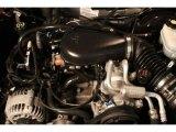 2002 Chevrolet S10 LS Crew Cab 4x4 4.3 Liter OHV 12-Valve Vortec V6 Engine