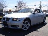 2008 Titanium Silver Metallic BMW 3 Series 328xi Coupe #47251592