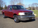 2002 Ford F150 XL SuperCab Data, Info and Specs