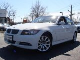 2008 Alpine White BMW 3 Series 335xi Sedan #47251599