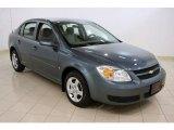 2007 Blue Granite Metallic Chevrolet Cobalt LT Sedan #47252188