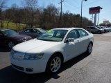 2008 White Suede Lincoln MKZ AWD Sedan #47251713