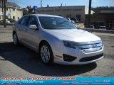 2011 Ingot Silver Metallic Ford Fusion SE #47251718